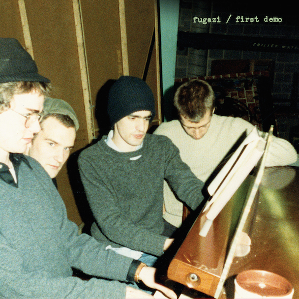 Stream Fugazi's First Demo