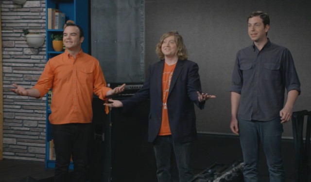 Future Islands on Comedy Bang Bang