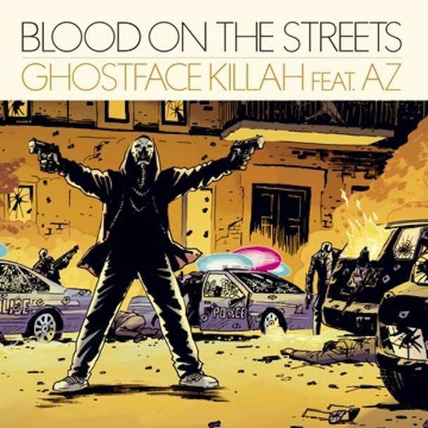Ghostface Killah - Blood On The Streets