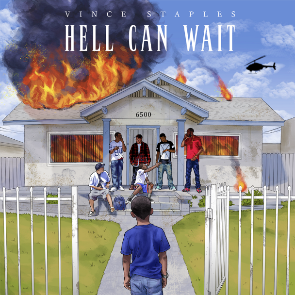 Vince Staples - <em>Hell Can Wait</em> (Def Jam)