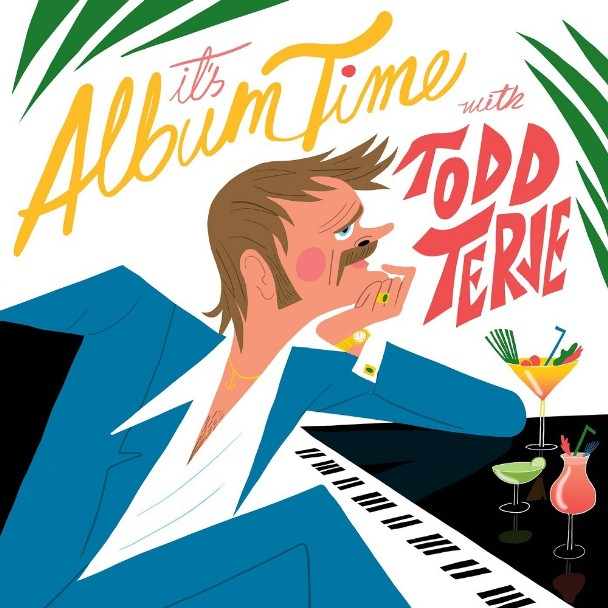 Todd Terje - <em>It's Album Time</em> (Olsen Records)