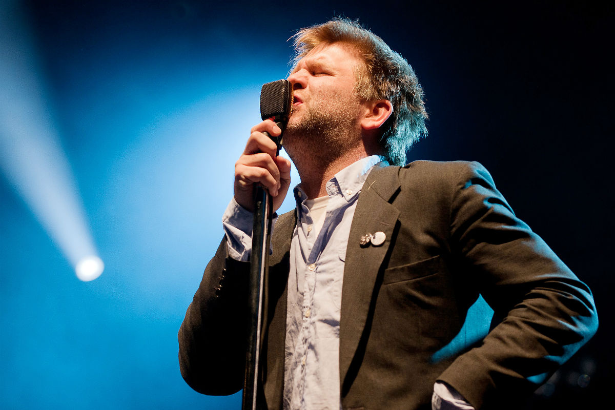 James Murphy Will Drum For Reunited NYC Art-Punks Dungbeetle This Weekend