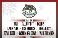KROQ Almost Acoustic Christmas 2014 Lineup