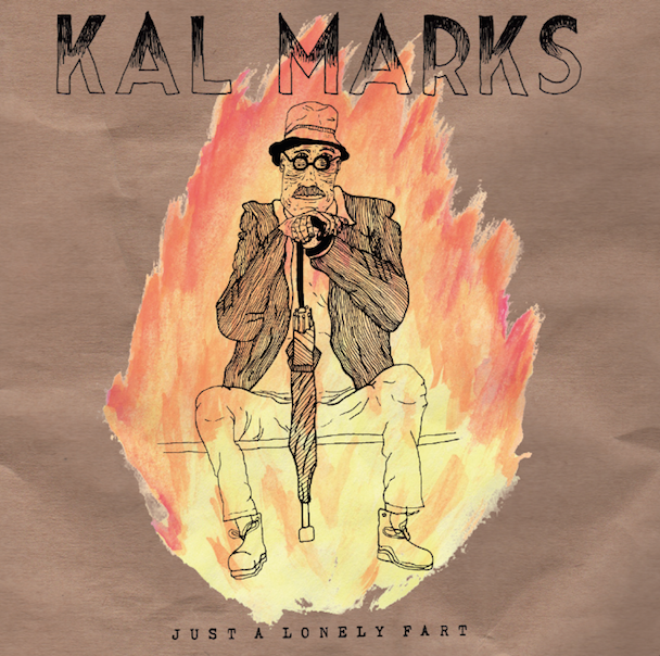 """Kal Marks - """"Don't Pussy Foot With A Pussy Footer"""" (Stereogum Premiere)"""