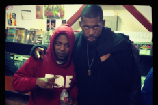 Kendrick Lamar and Flying Lotus