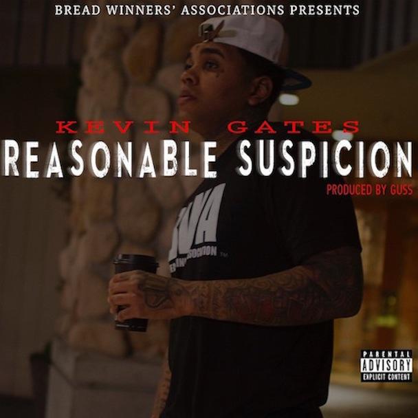 """Kevin Gates – """"Reasonable Suspicion"""" - Stereogum"""
