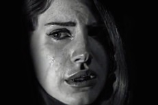 Lana Del Rey in Marilyn Manson video