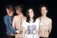 Stream School &#8217;94 <em>Like You</em> EP (Stereogum Premiere)
