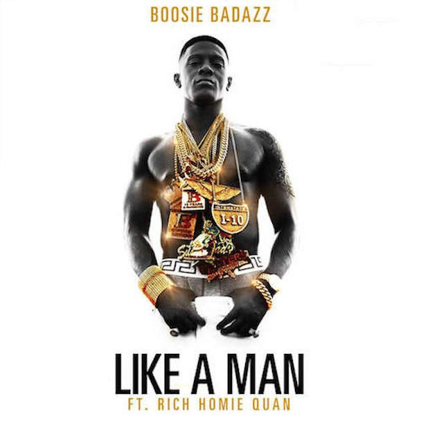 Lil Boosie - Like A Man