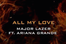 Major Lazer - All My Love
