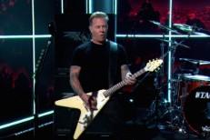 Metallica on Craig Ferguson
