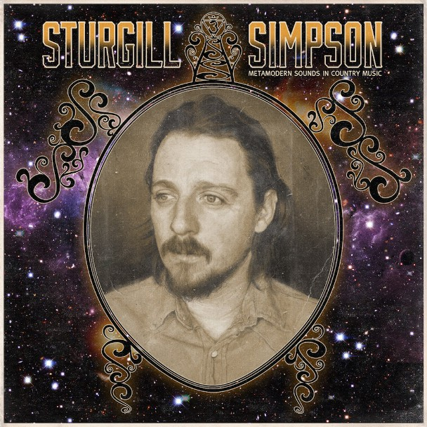 Sturgill Simpson - <em>Metamodern Sounds In Country Music</em> (High Top Mountain)