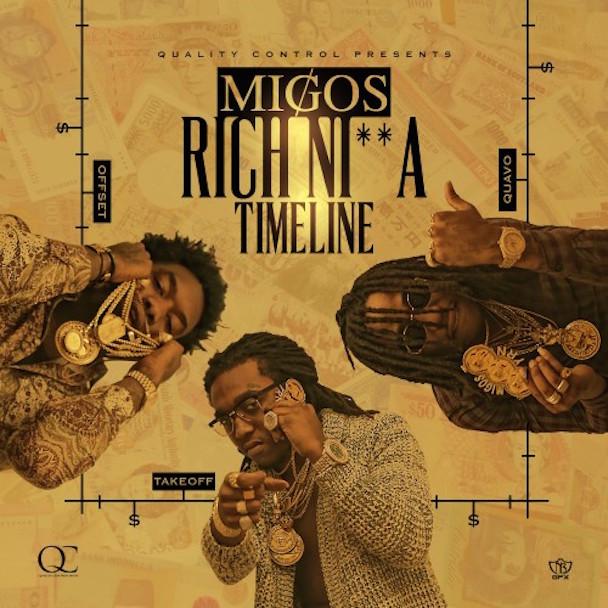 Mixtape Of The Week: Migos <em>Rich Nigga Timeline</em>