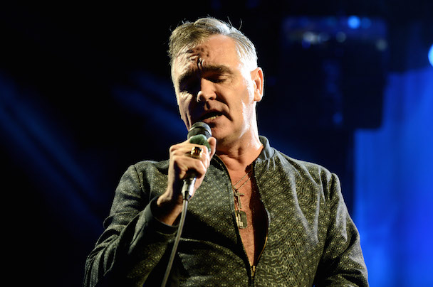 Morrissey Storms Offstage In Poland After Fan's Offensive Comment