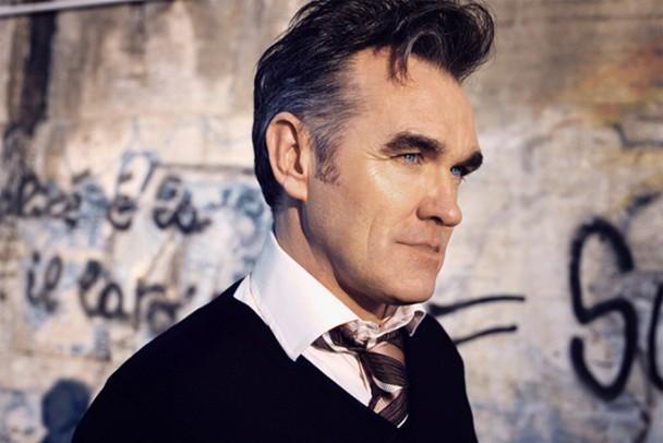 Morrissey Cancels Rescheduled Swiss Show