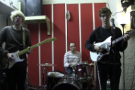 "Primitive Parts – ""TV Wheels"" Video (Stereogum Premiere)"