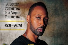 "RZA Wants You To Go Vegan ""For A Better Tomorrow"""