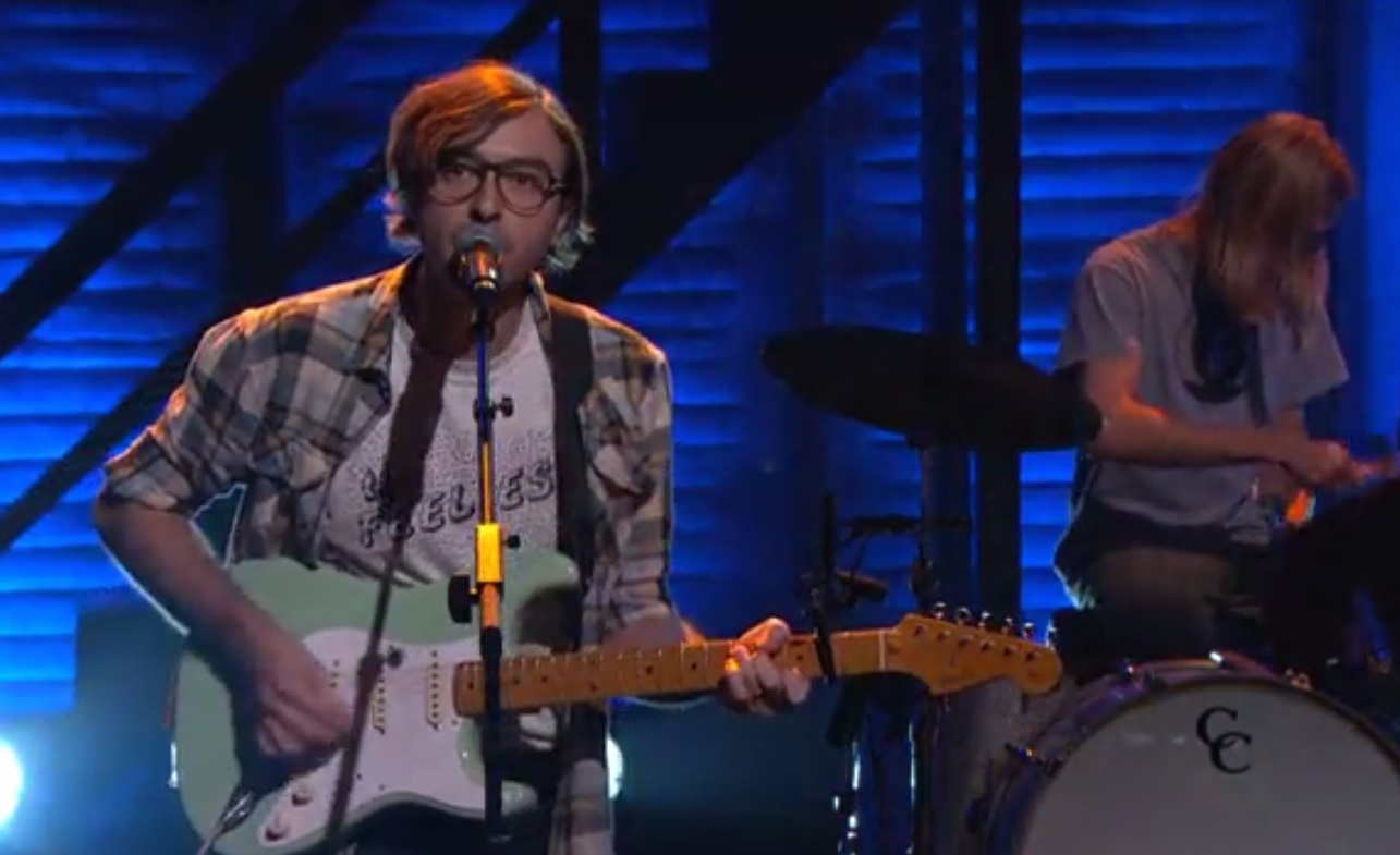 Watch Real Estate Play A Lovely Version Of &#8220;Crime&#8221; On <em>Conan</em>