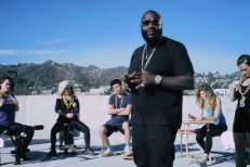 Rick Ross RossFit video