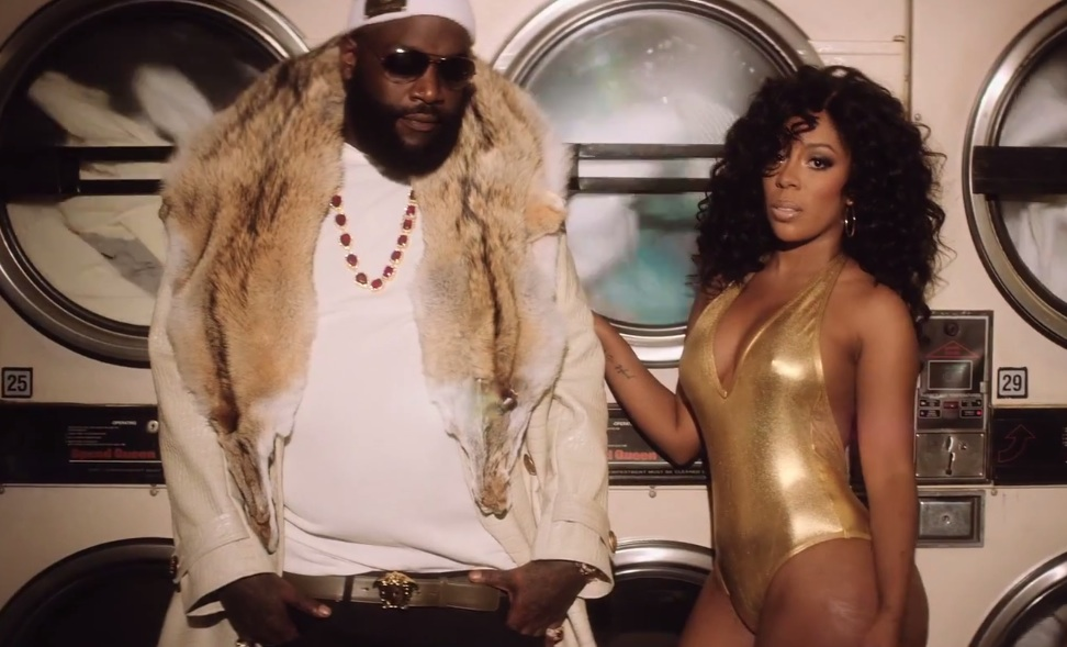 "Rick Ross – ""If They Knew"" (Feat. K. Michelle) Video"