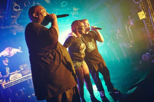 Run The Jewels and Gangsta Boo