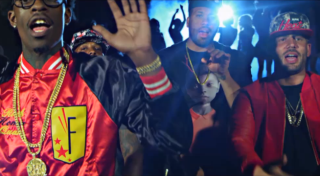 """DJ Drama - """"Right Back"""" Video (Feat. Jeezy, Young Thug & Rich Homie Quan)"""