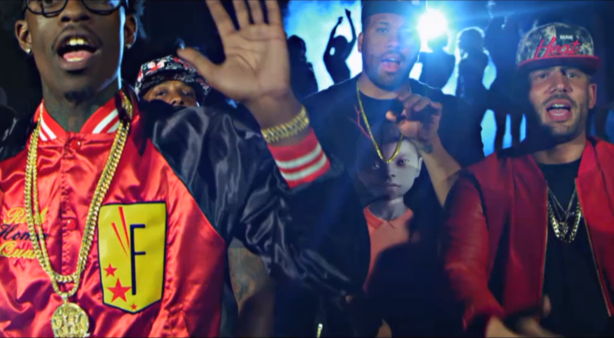 """DJ Drama – """"Right Back"""" Video (Feat. Jeezy, Young Thug & Rich Homie Quan)"""