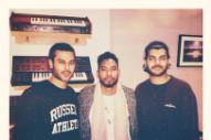 Miguel Instagrams Hangout With Jai Paul & AK Paul