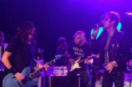 "Watch Foo Fighters Play Jane's Addiction's ""Mountain Song"" With Perry Farrell & Joe Walsh"
