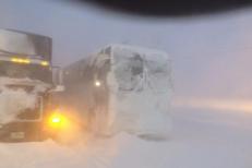 Interpol's Buffalo snowstorm