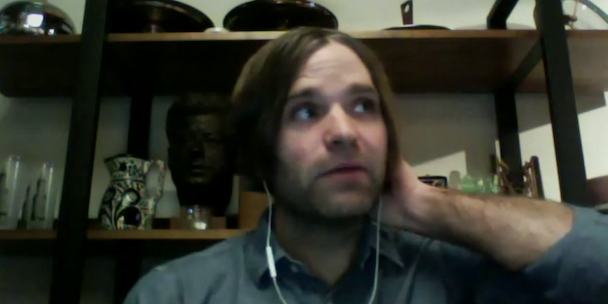 Watch Ben Gibbard Talk About Ultrarunning On The Ginger Runner Show
