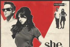 "She & Him - ""Stars Fell On Alabama"" (Cover)"