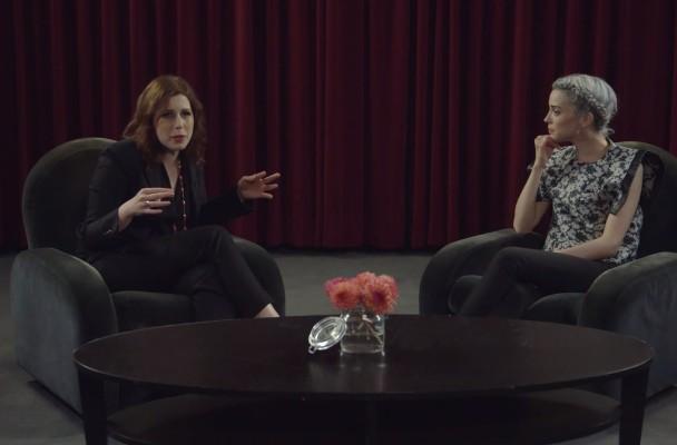 <em>SNL</em>&#8217;s Vanessa Bayer To St. Vincent: &#8220;Mostly You Live In Mars&#8221;