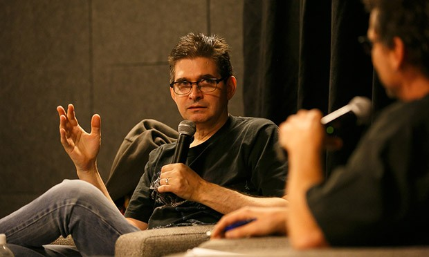 Steve Albini at Face the Music