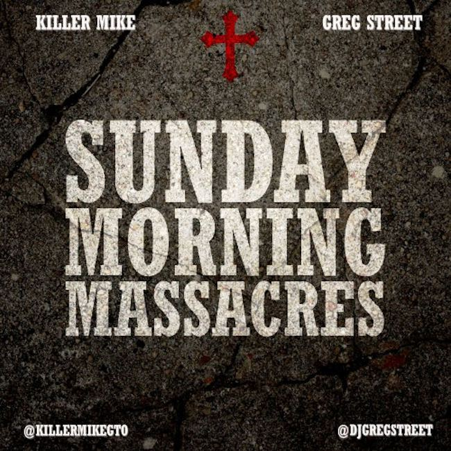 Download Killer Mike&#8217;s Previously Unreleased 2008 Mixtape <em>Sunday Morning Massacres</em>