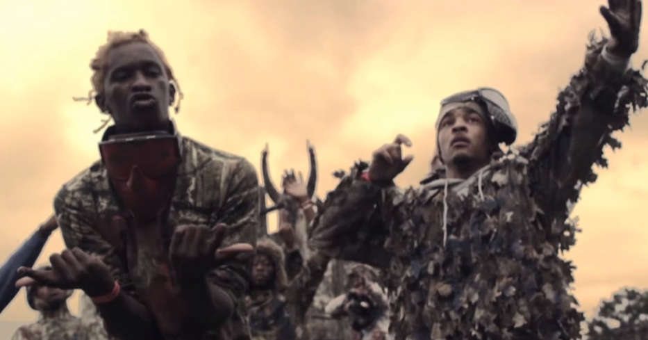 T.I. - We Want War video