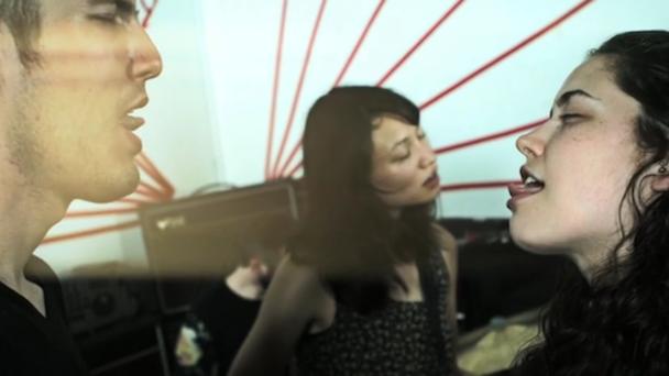 "Painted Zeros - ""Too Drunk"" Video (Stereogum Premiere)"
