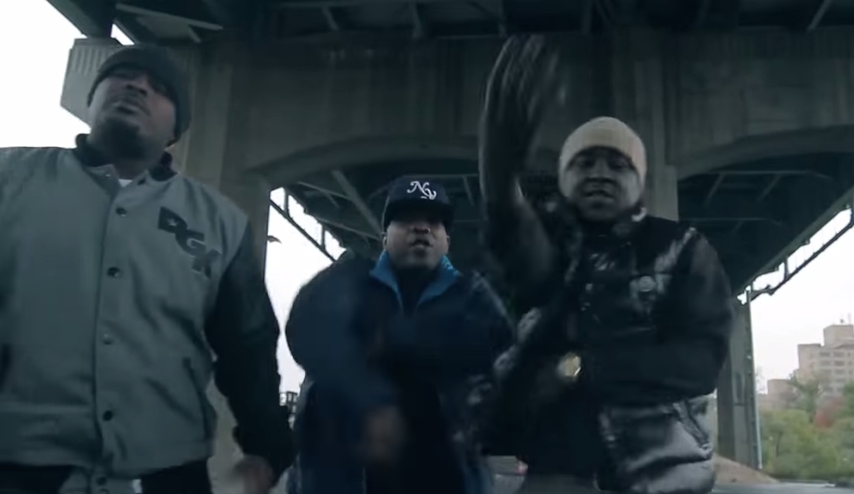 "The Lox – ""All We Know"" Video"