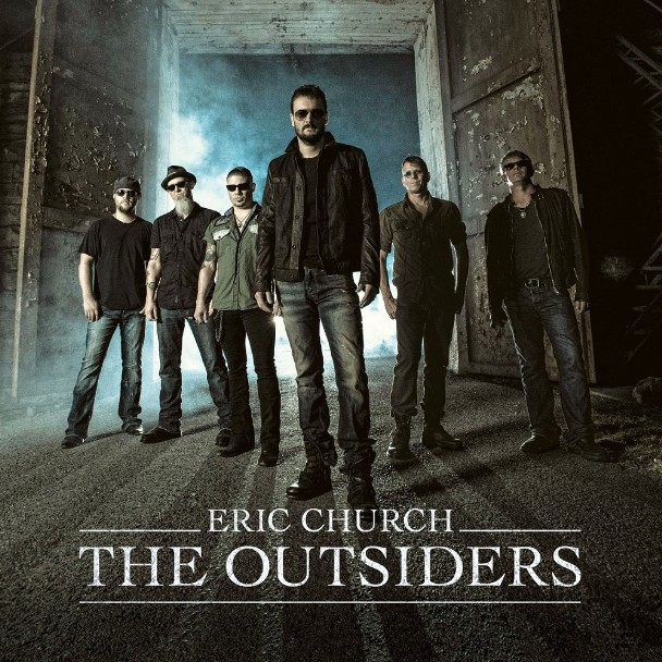 Eric Church - <em>The Outsiders</em> (EMI Nashville)
