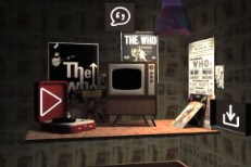 The Who virtual reality app