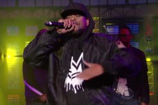 Wu-Tang Clan on Letterman
