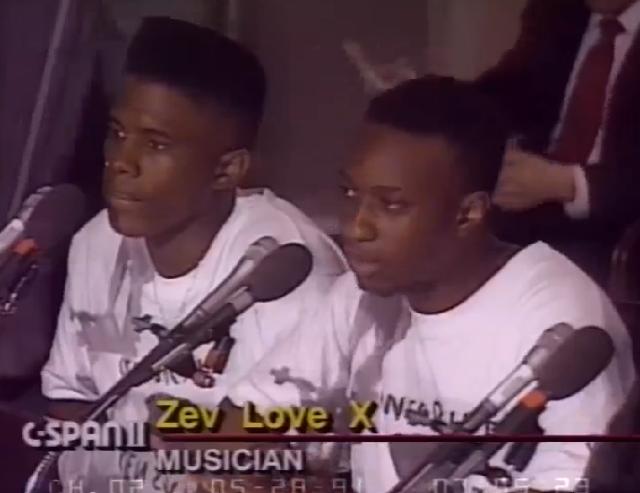 Zev Love X