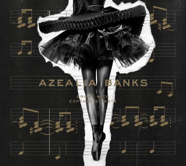 Azealia Banks Surprise-Releases <em>Broke With Expensive Taste</em>