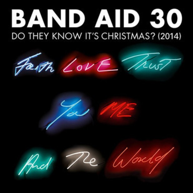 """Band Aid 30 – """"Do They Know It's Christmas? (2014)"""""""