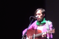 "Watch of Montreal's Kevin Barnes Cover ""Moonage Daydream"" & ""Hang Onto Yourself"" At MCA Chicago's ""David Bowie Is"" Exhibit"