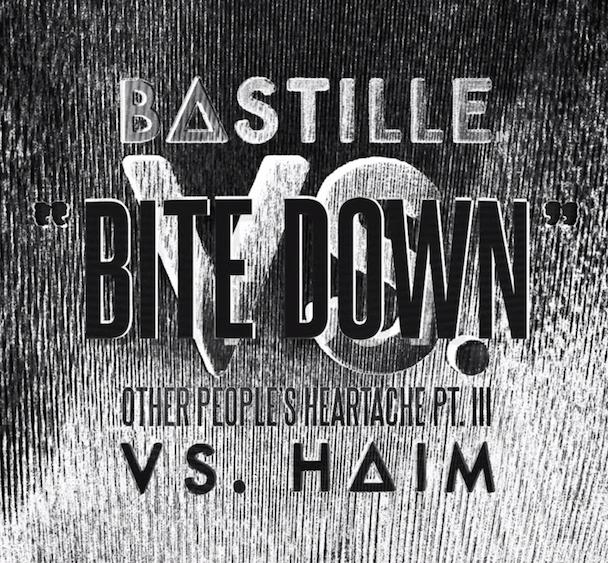 """Bastille & Haim - """"Bite Down"""""""