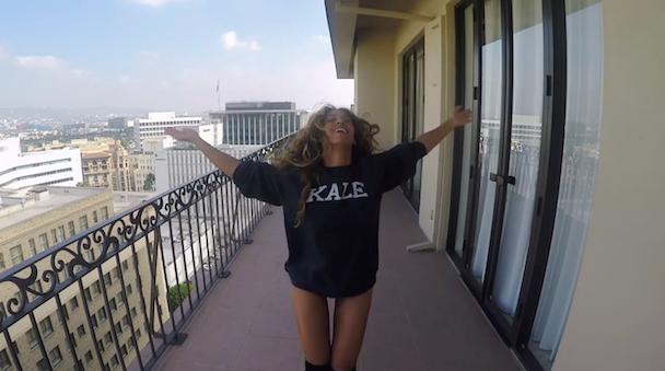 """Beyoncé - """"7/11"""" Video"""