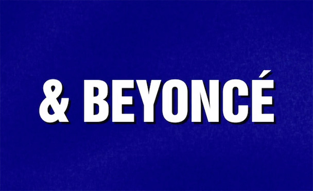 Beyoncé Got Her Own Category On <em>Jeopardy!</em>