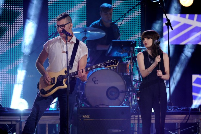 Bleachers & Chvrches' Lauren Mayberry @ VH1 You Oughta Know: Live in Concert