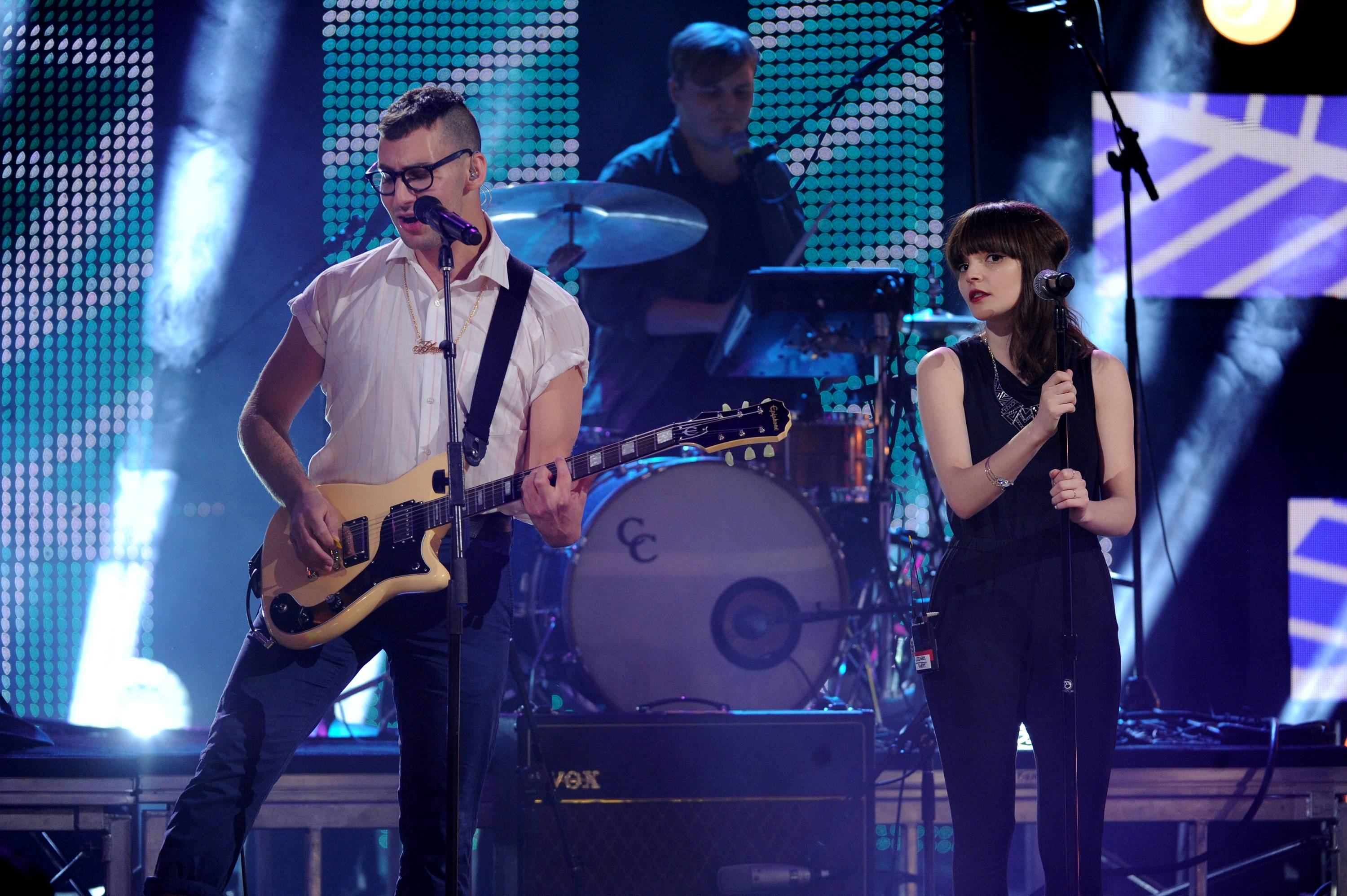 """Watch Bleachers & Chvrches Cover Fleetwood Mac's """"Go Your Own Way"""""""